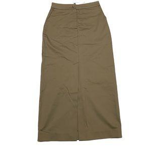 2 / REISS skirt khaki